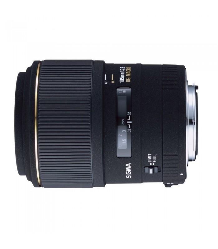 Sigma 105mm f2.8 EX DG - Nikon Mount