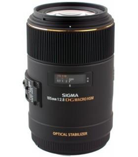 Sigma 105mm f2.8 EX DG OS HSM - Canon Mount
