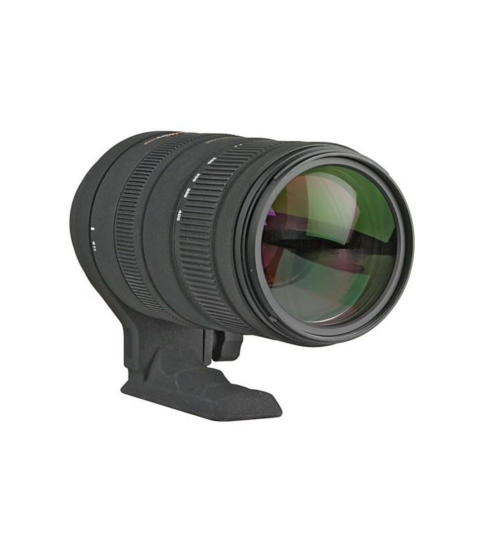 Sigma 120-400mm f4.5-5.6 DG OS HSM - Canon Mount