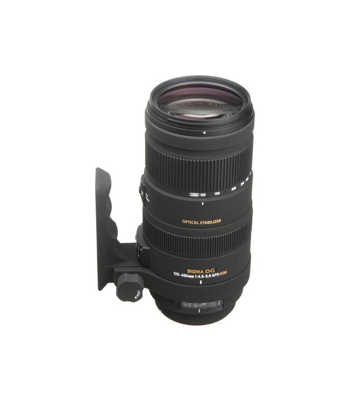 Sigma 120-400mm f4.5-5.6 DG OS HSM - Nikon Mount