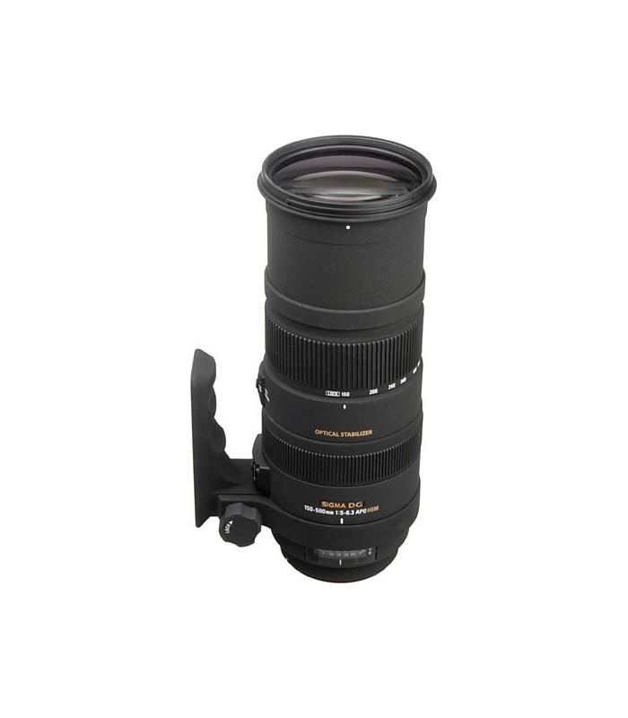 Sigma 150-500mm f5-6.3 DG OS HSM - Canon Mount