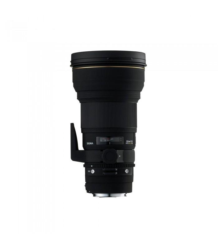 Sigma 300mm f2.8 APO EX DG - Nikon Mount