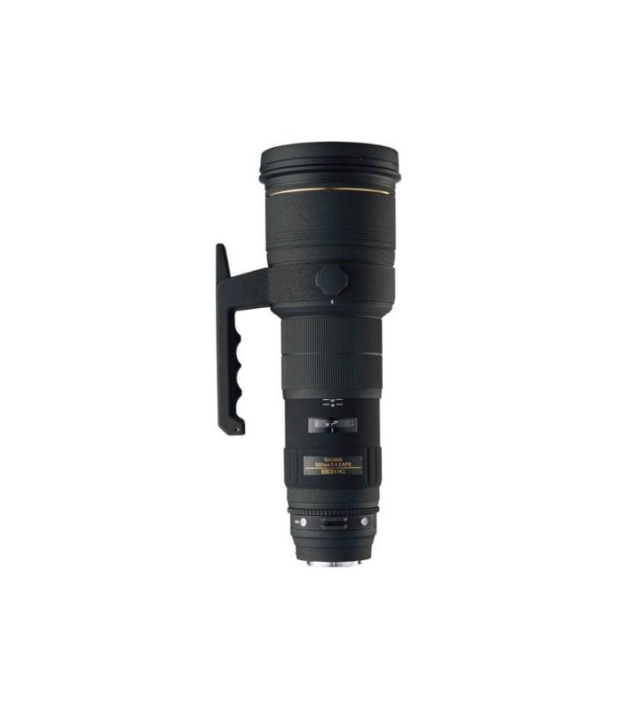 Sigma 500mm f4.5 APO EX DG - Nikon Mount