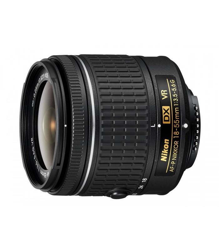 Nikon AF-P DX 18-55mm F3.5-5.6G VR