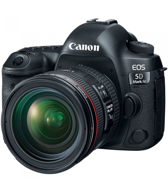 Canon EOS 5D Mark IV + 24-70mm f/4L