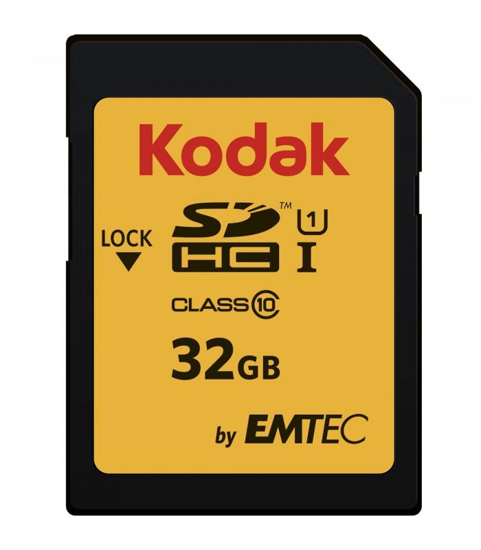 Kodak by EMTEC 32GB SDHC Class 10 UHS-I U1 - EKMSD32GHC10K
