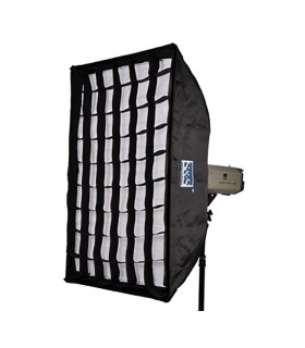 S&S 50x70cm Softbox with Grid