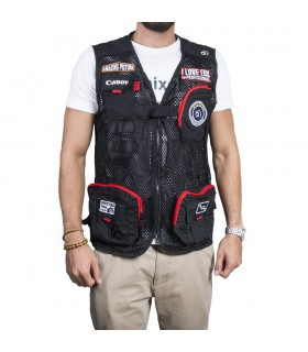 Canon Lovers Photo Vest