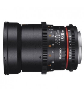 Samyang 35mm T1.5 VDSLRII Cine Lens for Sony E-Mount