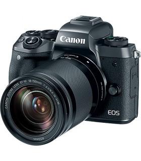 دوربین بدون آینه Canon مدل EOS M5 به همراه لنز 18-150mm