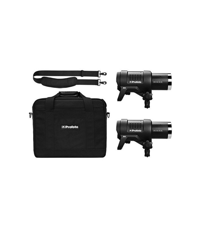 Profoto D2 Duo 10001000 AirTTL 2-Light Kit