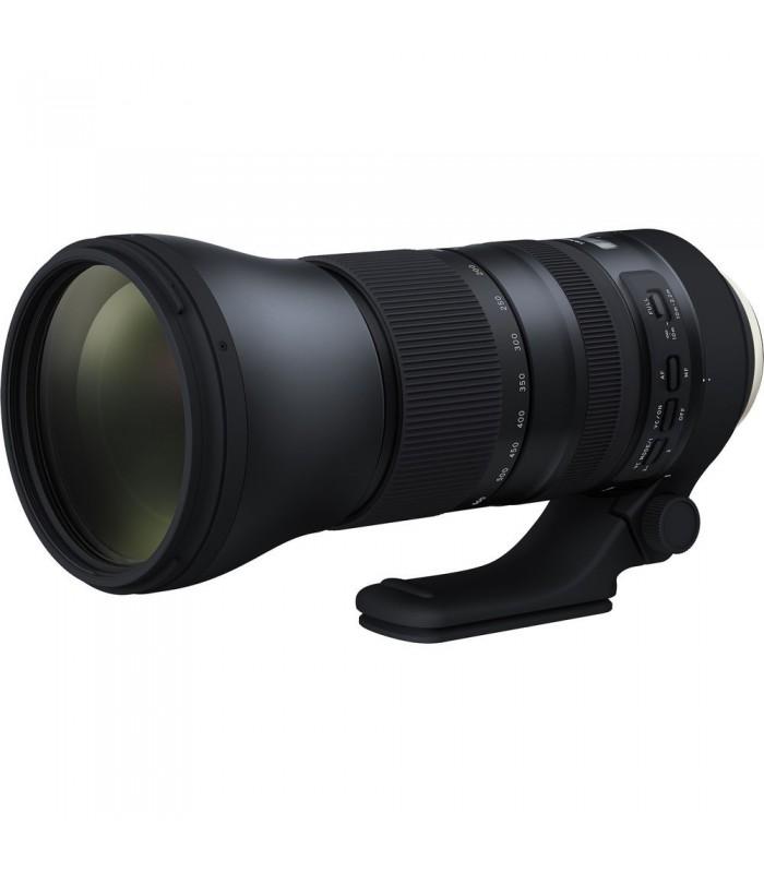 لنز تامرون مدل SP 150-600mm f/5-6.3 Di VC USD مناسب برای دوربین های کانن | Tamron SP 150-600mm f/5-6.3 Di VC USD Lens For Canon Cameras