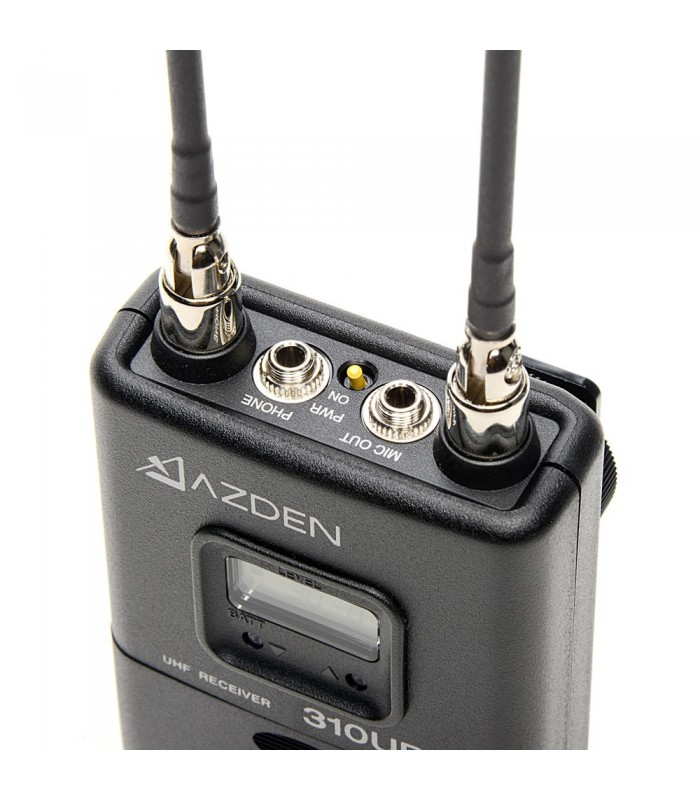 Azden 310XT UHF On-Camera Plug-In System