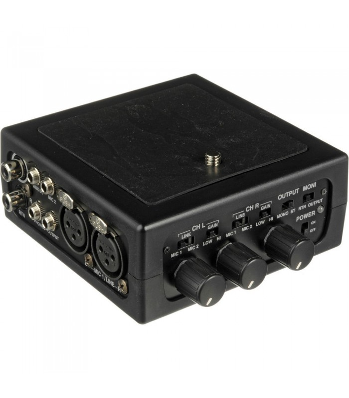 Azden FMX-DSLR Portable Audio Mixer for Digital SLR Camera