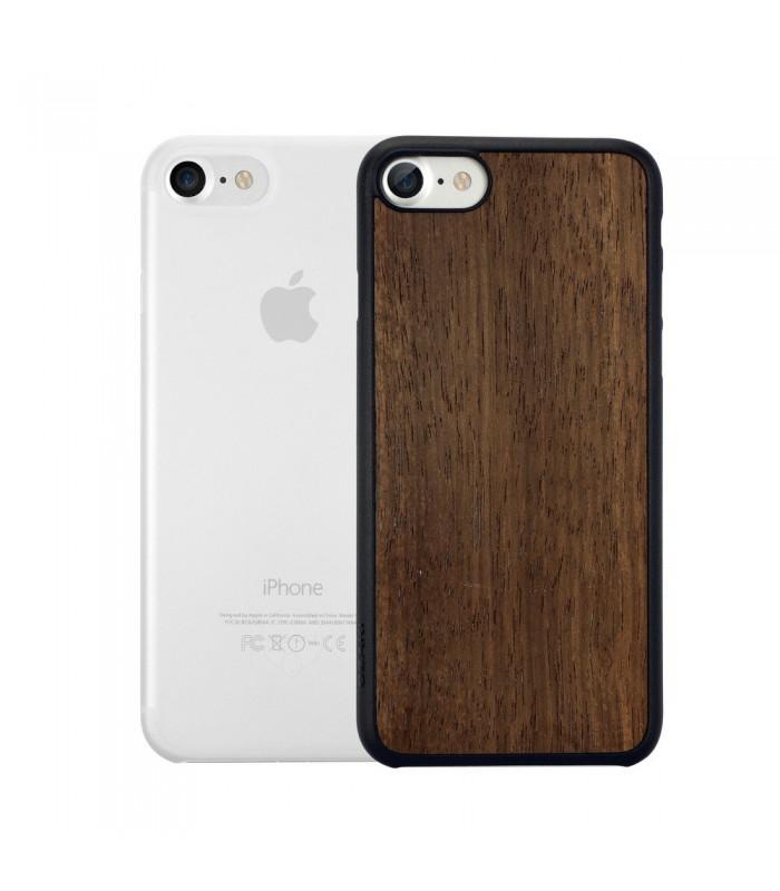 Ozaki O!coat Jelly+wood 2 in 1 for iPhone7 OC721