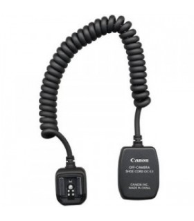 Canon OC-E3 Off Camera Shoe Cord 3