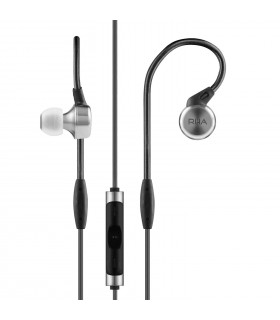 RHA MA750i Noise-Isolating In-Ear Headphones with Mic and Remote
