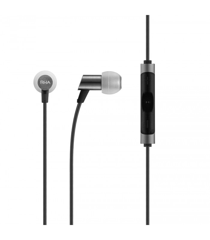 RHA S500i Ultra-Compact Noise-Isolating In-Ear Headphones