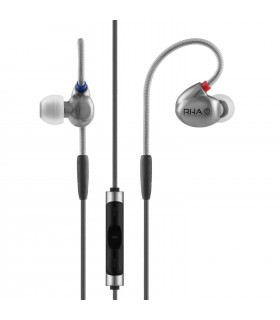 RHA T10i High Fidelity Noise Isolating In-Ear Headphones