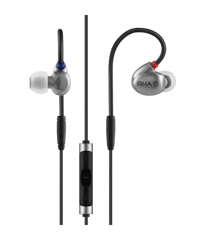 RHA T20i High-Fidelity Noise-Isolating In-Ear Headphones