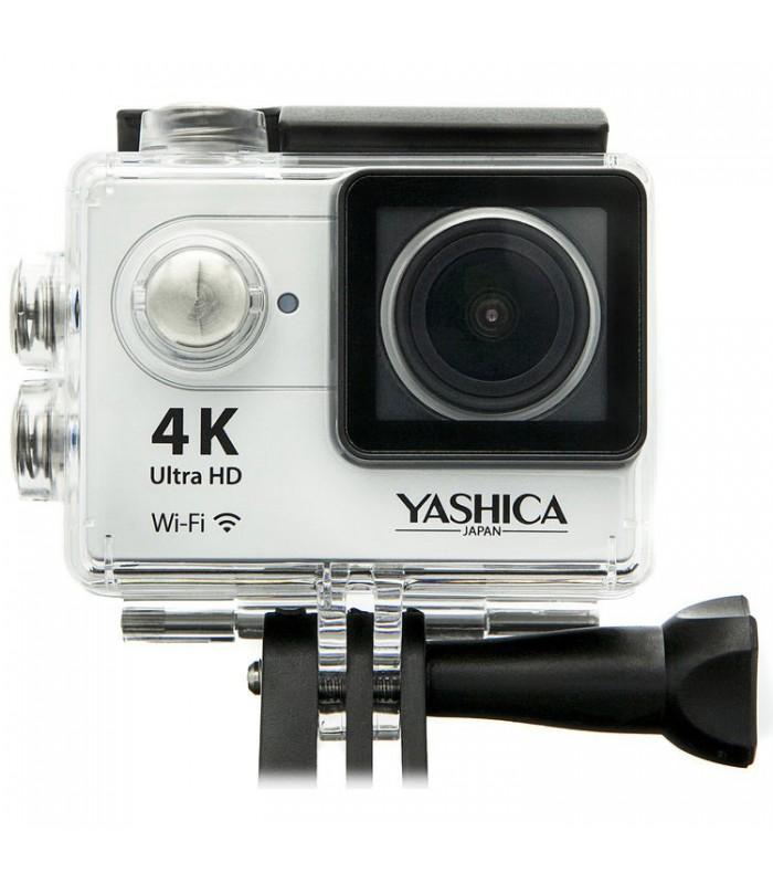 Yashica YAC-401 Ultra HD 4K Action Camera