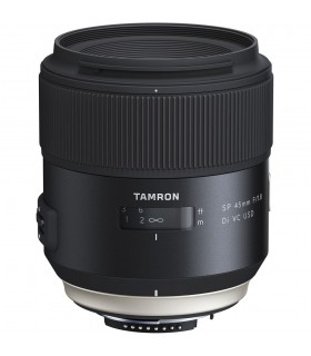 Tamron SP Lens 45mm f/1.8 Di VC USD For Nikon
