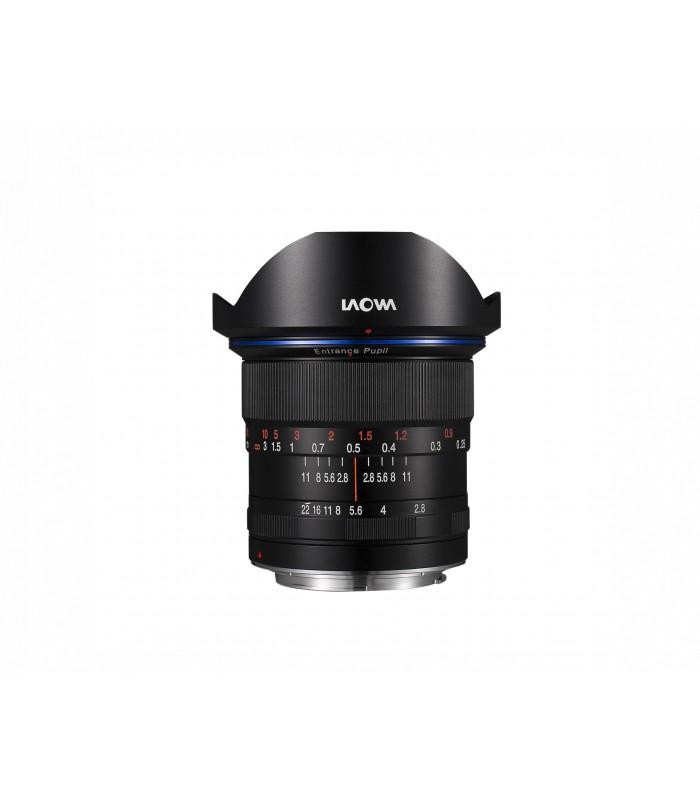 Laowa 12mm f/2.8 Zero-D - Canon Mount