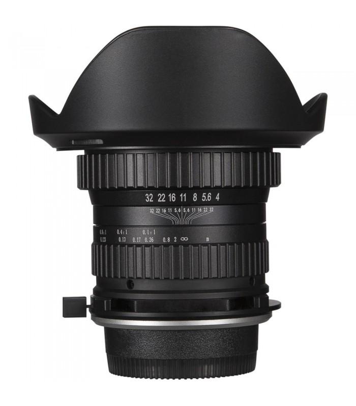 Laowa 15mm f/4 Wide Angle 11 Macro - Canon Mount