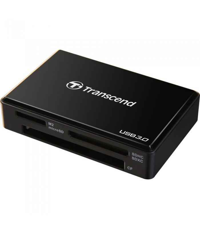 Transcend USB 3.0 Multi Card Reader - TS-RDF8