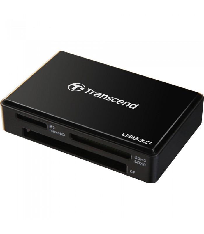 Transcend USB 3.0 Multi Card Reader - TS-RDF8