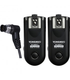 Yongnuo RF-603N II Wireless Flash Trigger Kit for Nikon 10-Pin Connection