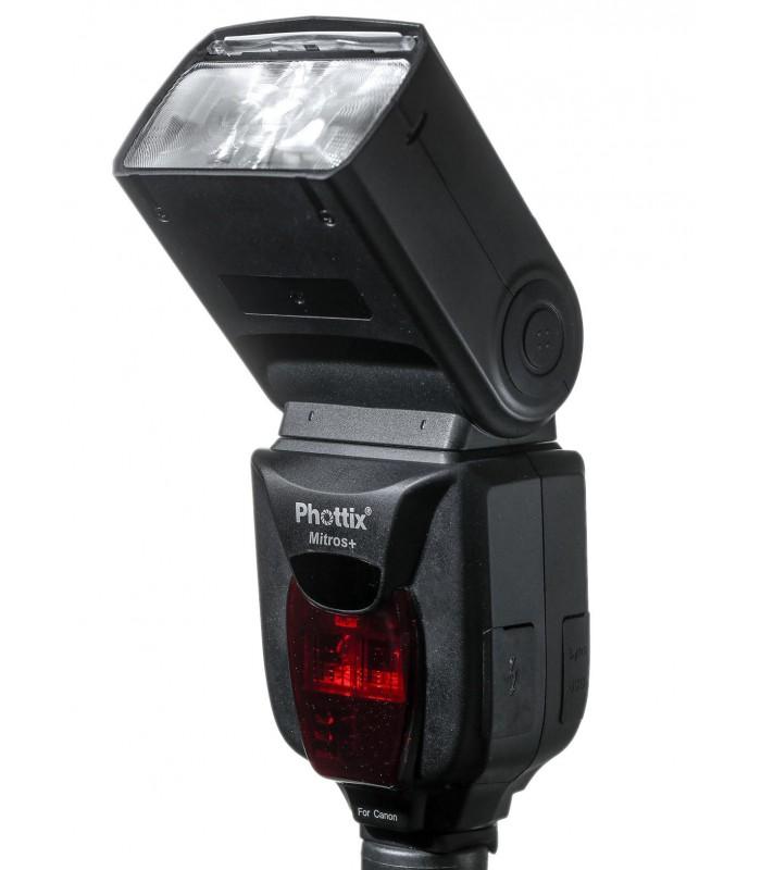 فلاش رودوربینی دست دوم Phottix Mitros+ TTL Transceiver Flash for Canon