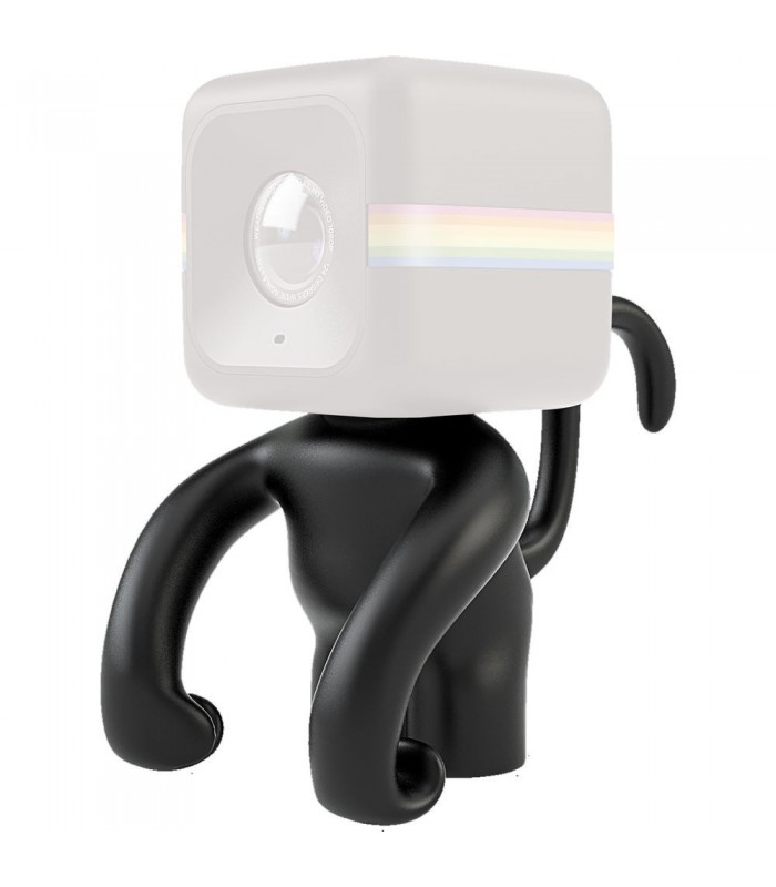 Polaroid Monkey Stand for CUBE Action Camera Black
