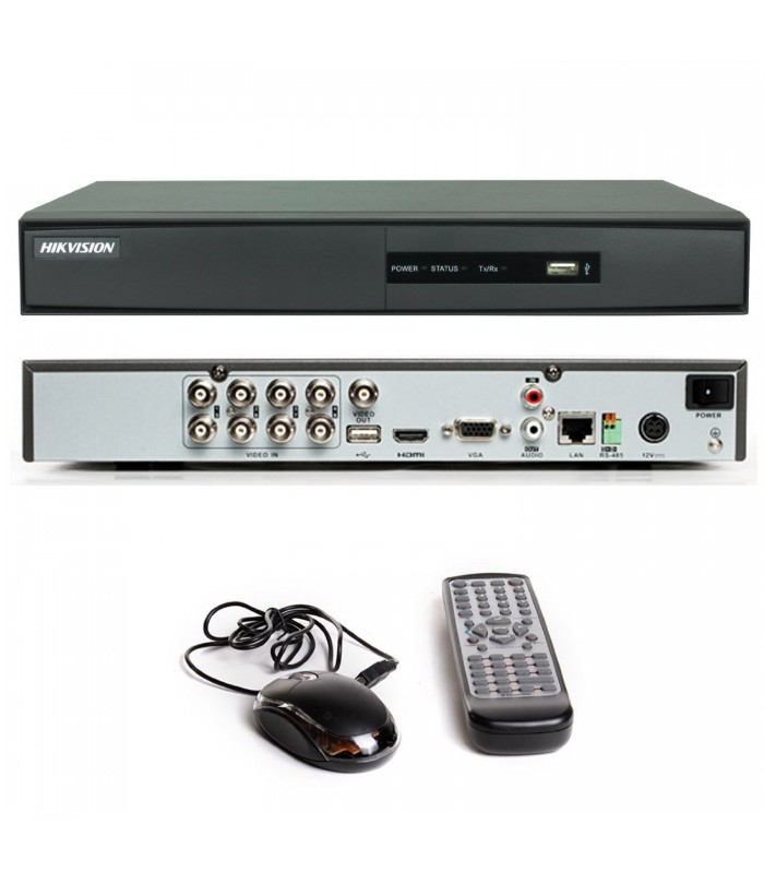 Hikvision 8-Channel HD 960H DVR DS-7208HWI-SL