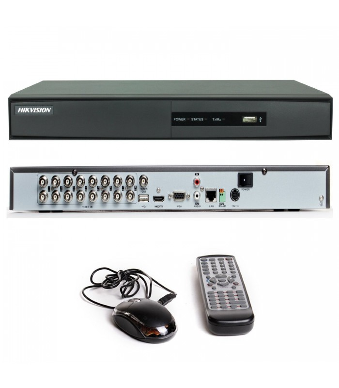 Hikvision 24-Channel 960H DVR DS-7224HVI-SH