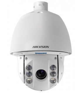 Hikvision 700TVL Outdoor Analog IR PTZ Speed Dome Camera DS-2AE7023I-A