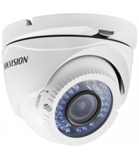 Hikvision 2.8-12mm 720TVL Varifocal CCTV Dome Camera DS-2CE55C2P-VFIR3