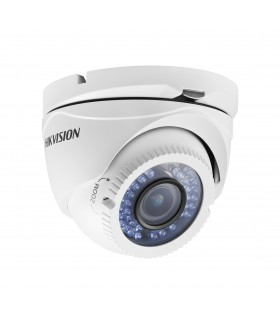Hikvision 2.8-12mm 720TVL Varifocal CCTV Dome Camera DS-2CE55F5P-VFIR3