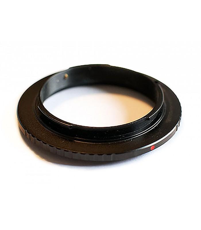49mm Reverse Macro Lens Adapter Ring for Nikon F lens
