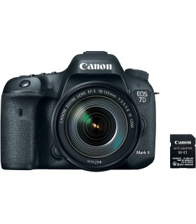 Canon EOS 7D Mark II (G) + 18-135mm IS USM