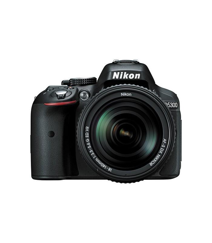 دوربین دست دوم نیکون مدل Nikon D5300 + 18-140mm VR