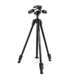 Vanguard Alta CA 203APH Aluminum Tripod with 3-Way PanTilt Head