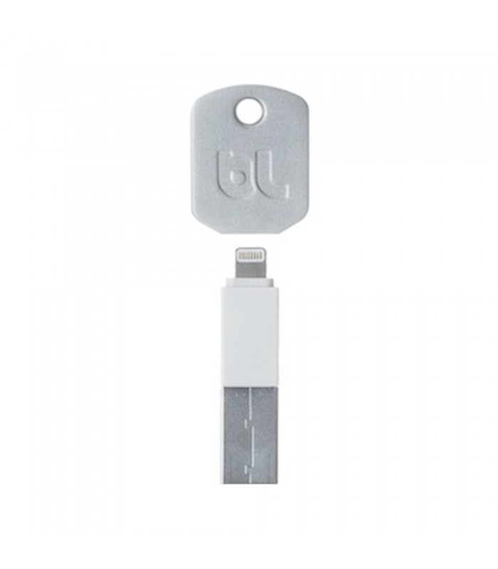 Bluelounge Design Kii Keychain Lightning USB Charger for iPhone