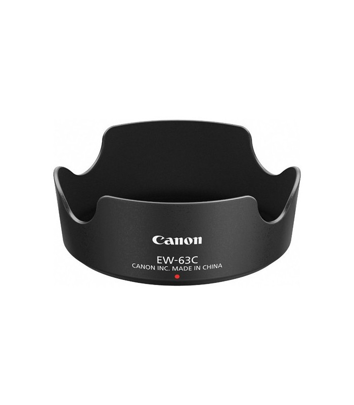 Canon EW-63C Lens Hood for EF-S 18-55mm f3.5-5.6 IS STM Lens