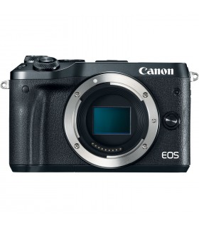 Canon EOS M6 Mirrorless Digital Camera