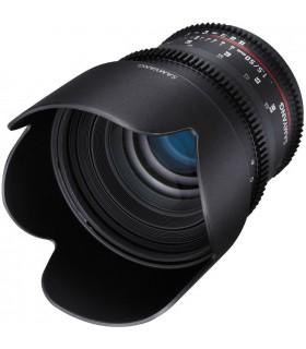 Samyang 50mm T1.5 VDSLR AS UMC Lens for Sony E Mount USED