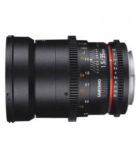 Samyang 35mm T1.5 VDSLRII Cine Lens for Sony E-Mount