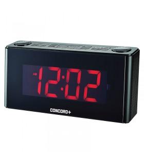 Concord+ AL-777BT Bluetooth Alarm Clock