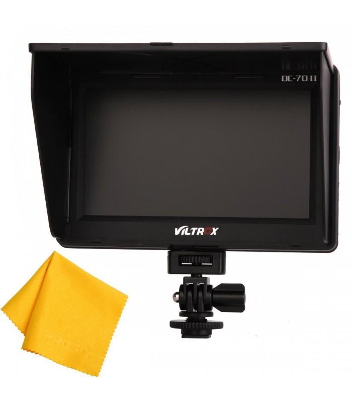 Viltrox DC-70 II HDMI 7 inch Monitor for DSLR and Video Camera