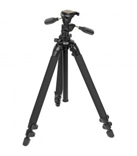 Slik Pro 400 DX Deluxe Tripod with 3-Way PanTilt Head